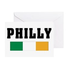 Philly Irish Greeting Card