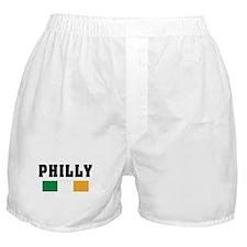 Philly Irish Boxer Shorts