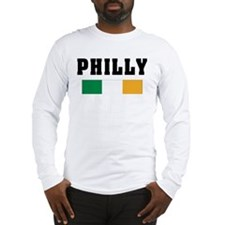 Philly Irish Long Sleeve T-Shirt