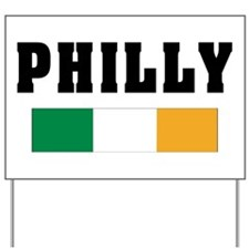 Philly Irish Yard Sign