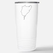Funny F1 Travel Mug