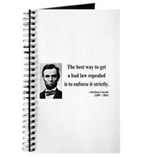 Abraham Lincoln 7 Journal