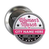 Womenmarch Buttons