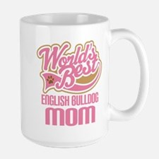 English Bulldog Mo Mugs