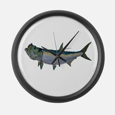 TARPON Large Wall Clock