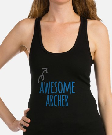 Awesome archer Tank Top