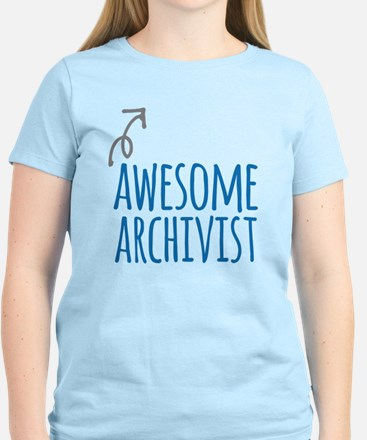 Awesome archivist T-Shirt