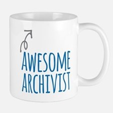 Awesome archivist Mugs