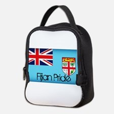 Fijian Pride Neoprene Lunch Bag