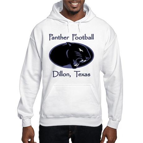 Dillon Panther Football Hooded Sweatshirt