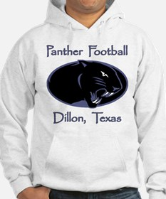 Dillon Panther Football Hoodie