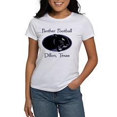 Dillon Panther Football Tee