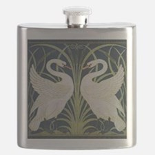 Cute Wild geese Flask