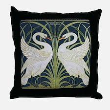 Cute Wild geese Throw Pillow