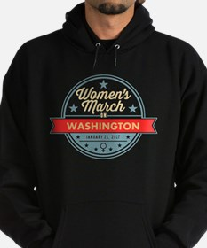 March on Washington Hoodie (dark)