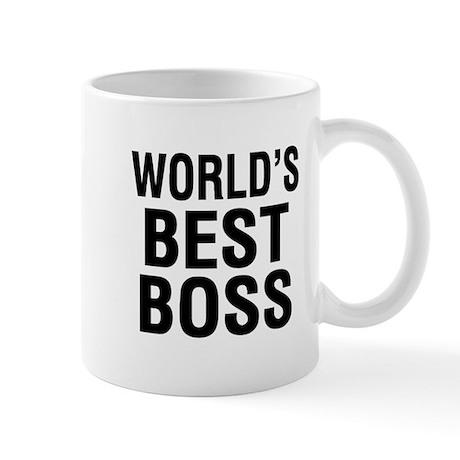 worldsbestboss Mugs