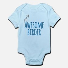Awesome birder Body Suit