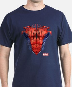 Spider-Man Chest T-Shirt