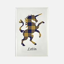 Unicorn - Latin Rectangle Magnet