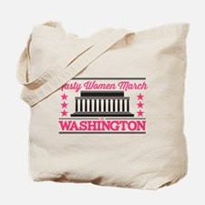 Nasty Women March Tote Bag