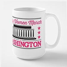 Nasty Women March Mug