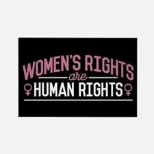 Women's Rights Rectangle Magnet