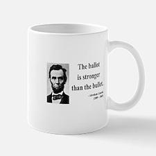 Abraham Lincoln 9 Mug