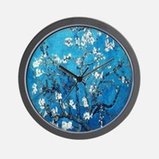 Almond Blossom Mystique, Van Gogh Wall Clock