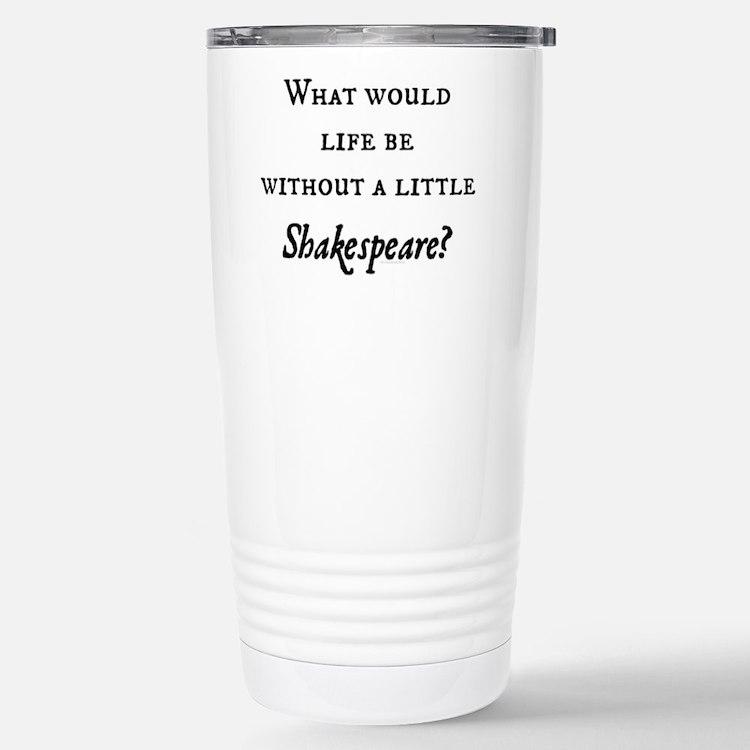 Cute Mind reader Travel Mug
