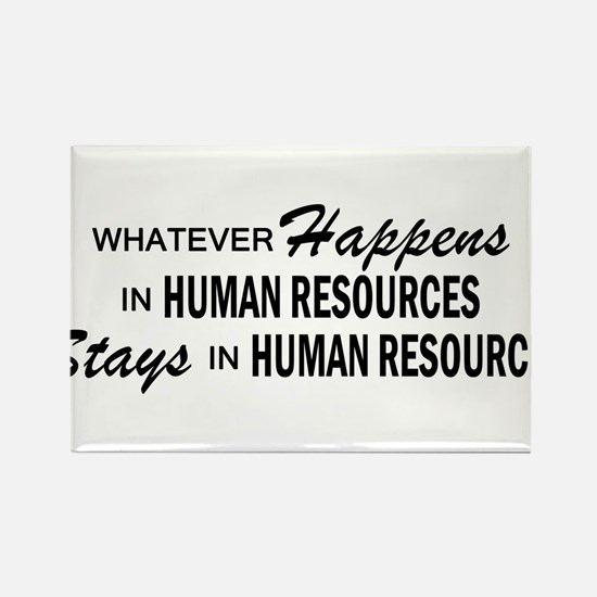 Whatever Happens - Human Resources Magnets