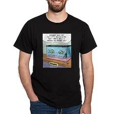 Film Critic Piranha T-Shirt