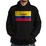 Colombia Hooded Sweatshirts