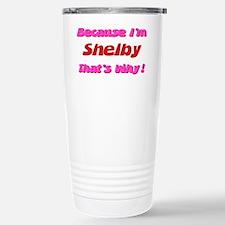 Cute Shelby Travel Mug