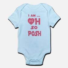 I Am Posh So Posh T Shirt Body Suit