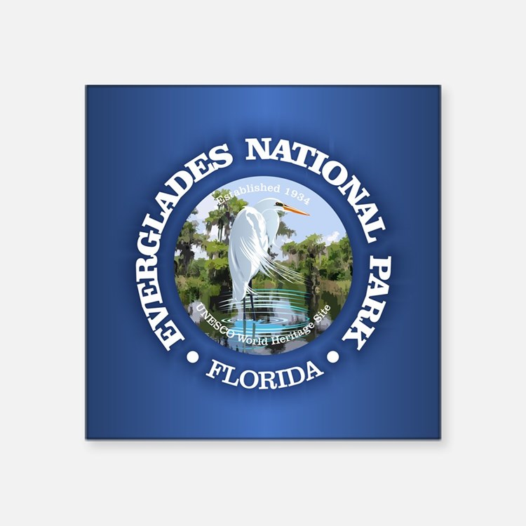 Everglades NP Sticker