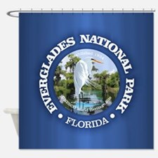Everglades NP Shower Curtain