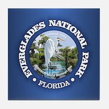 Everglades NP Tile Coaster