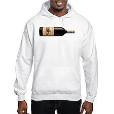 Lovely Bottle of Wine Hoodie
