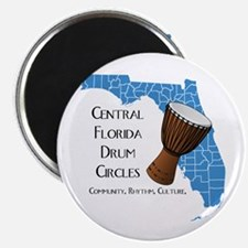 Central Florida Drum Circles Magnets