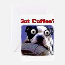 Got Coffee Do Greeting Cards