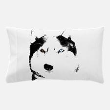Husky Bi-Eye Husky Dog Pillow Case