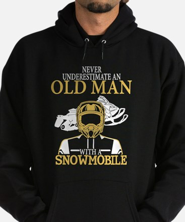 Snowmobile T Shirt Sweatshirt