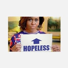 Michelle Obama Hopeless Magnets