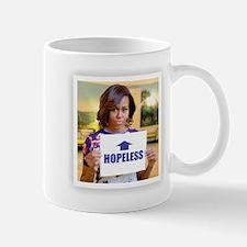 Michelle Obama Hopeless Mugs
