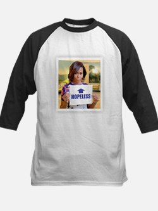 Michelle Obama Hopeless Baseball Jersey
