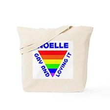 Noelle Gay Pride (#005) Tote Bag