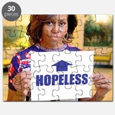 Michelle Obama Hopeless Puzzle