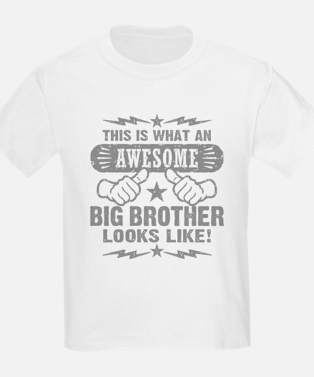 Awesome Big Brother T-Shirt