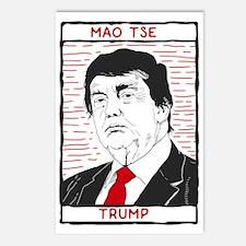 Mao warhol Postcards (Package of 8)