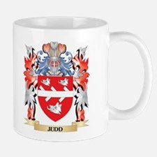 Judd Coat of Arms - Family Crest Mugs